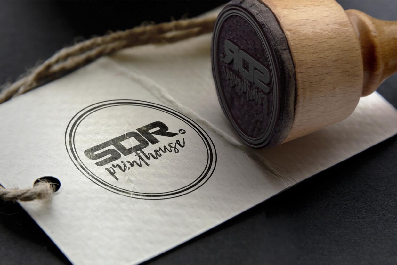 Σφραγίδα SDR Printhouse